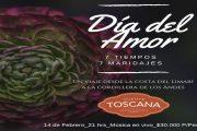 Fuente Toscana te invita a celebrar el Día del Amor con lo mejor del Limarí