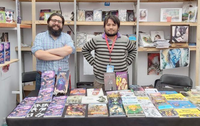 Inédita novela de ciencia ficción llega a la Feria del Libro de La Serena