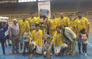 Club Deportivo Villalón campeón de torneo interregional de básquetbol en Tierras Blancas
