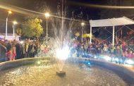 Vecinos de Huamalata indignados por daños causados a pileta de la plaza