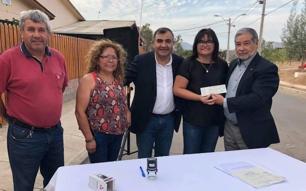 Vecinos de Villa Punta de Oro de Punitaqui contarán con sede social