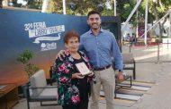Grimaldina Araya fue la ganadora del Concurso literario Víctor Domingo Silva 2019