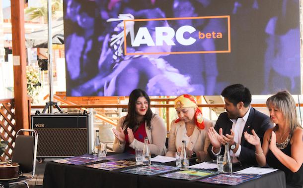 En Guanaqueros lanzan novena versión del Festival ARC