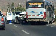 Siguen los accidentes en la ruta Ovalle- Monte Patria
