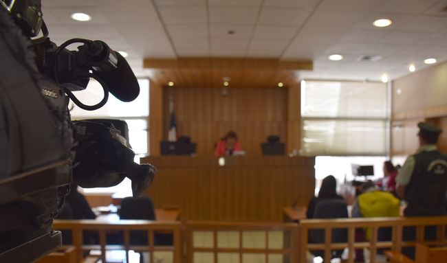 Transmitirán por el canal de TV del Poder Judicial juicio por estafa en venta de terrenos