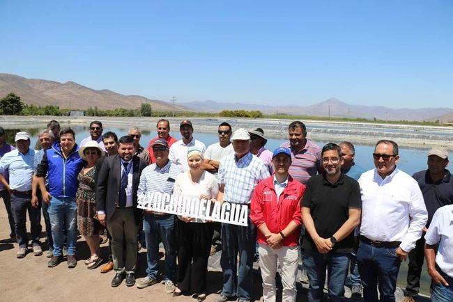 Regantes de la Provincia del Limarí reciben bonos de riego por más de $136 millones
