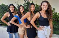 Ellas son  las candidatas a Reina de la Fiesta de la Vendimia de Ovalle