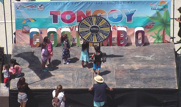 Tongoy cerró el verano con diversas actividades y miles de visitas