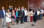 Asumió el nuevo Consejo Comunal de la Sociedad Civil en Ovalle