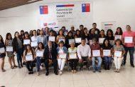 En Ovalle y Monte Patria: Más de 70 personas reciben oportunidades a través de  capacitaciones de Sence