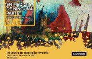 Exposición pictórica propone experimentar magia e intensidad de los colores