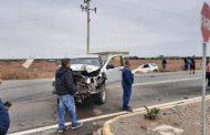 Accidente se registra en Cruce de San Julián