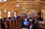 Con presencia de Arzobispo bendicen nueva capilla de la comunidad de Tabaqueros