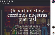 Sigue la prevención en el pequeño comercio: Bar Café también cerró sus puertas