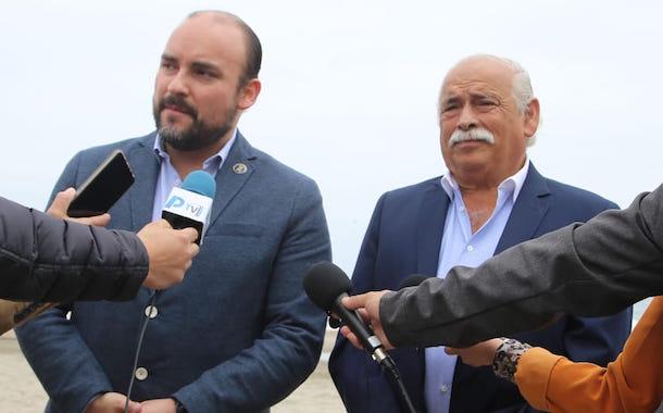 COVID-19: Alcaldes de La Serena y Coquimbo piden Cuarentena Total