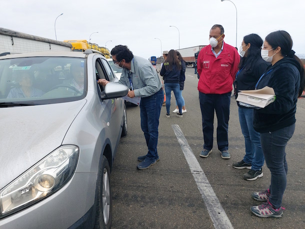 Más de 7 mil controles en aduana sanitaria de Pichidangui