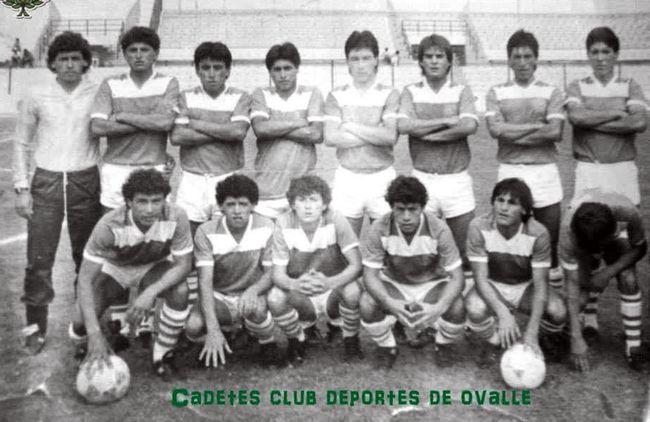 Los años de una generación dorada de futbolistas ovallinos