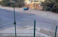Testigos aportan imágenes de delincuentes huyendo del lugar