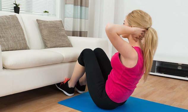 ¿Cómo mantener nuestra actividad física durante la cuarentena?