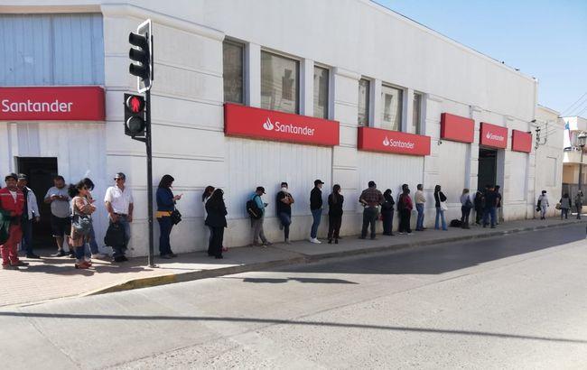 ¿Quién no ha estado en los últimos días en una fila?