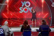 """Cantante ovallina se luce en programa de talentos de CHV """"Yo Soy"""""""