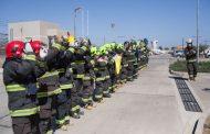 Distintos uniformes, el mismo amor por servir!!!