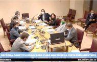 Rebaja de dieta parlamentaria: Comisión Mixta chuteó la pelota para la galería