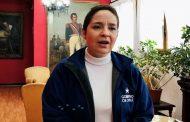 Confirman contagio de Intendenta Lucía Pinto  con Covid 19