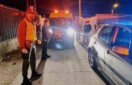 Autoridades y policías realizan fiscalización nocturna en Punitaqui