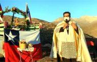 Con tradicional romería al cerro de La Cantera en Combarbalá oraron por la lluvia
