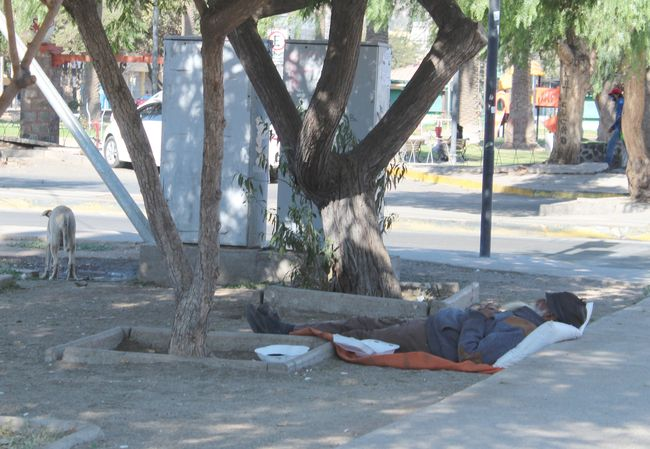 Olla común logra alimentar a más de cien personas en situación de calle en Ovalle