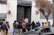 BancoEstado de Ovalle advierte a sus clientes de un funcionario enfermo con Covid-19