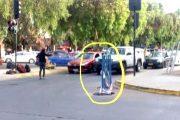 Preocupación por alcantarillado sin tapa de cámara en la Alameda