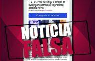 Desmienten noticia sobre destitución del alcalde Claudio Rentería