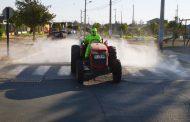 Nuevos ataques reciben trabajadores de operativos de sanitización en Ovalle