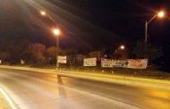 ¿Rebrote del 18-O? Protestas marcaron la noche de la parte alta de Ovalle