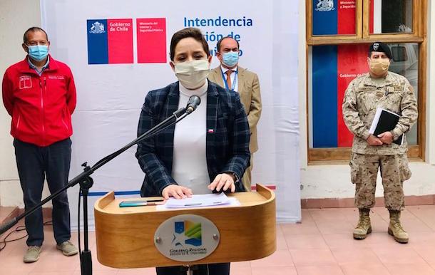 Residencias sanitarias de la Región de Coquimbo cuentan con 242 camas disponibles