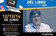 Con homenaje a escritor ovallino Luis Sepúlveda comienza hoy Feria del Libro de San Joaquín