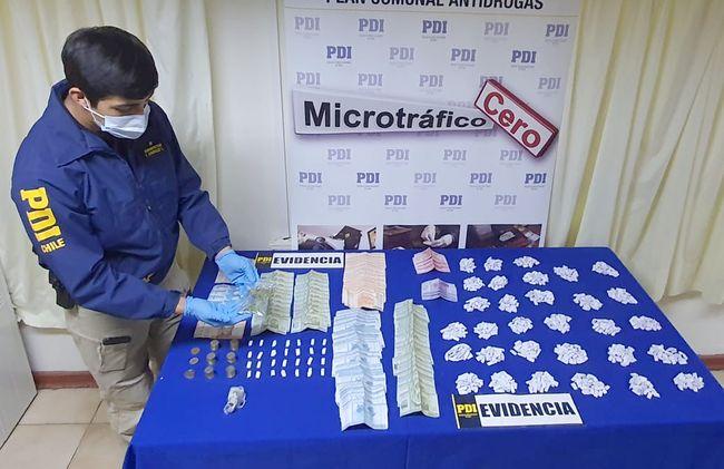 Denuncias ciudadanas permiten detener a seis personas por microtráfico