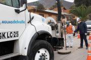 Aguas del Valle en alerta preventiva por anuncio de precipitaciones