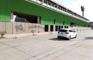 Repudio por nuevos rayados en muros recién pintados del Estadio Diaguita