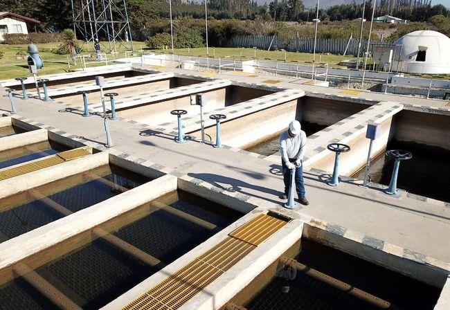 Aguas del Valle realiza positivo balance de lluvias pero advierte que sequía continúa