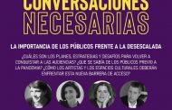"""Lanzan segunda temporada nacional de """"Conversaciones Necesarias"""""""