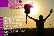 El viernes bandas del Valle del Limarí realizarán novedoso Concierto Online