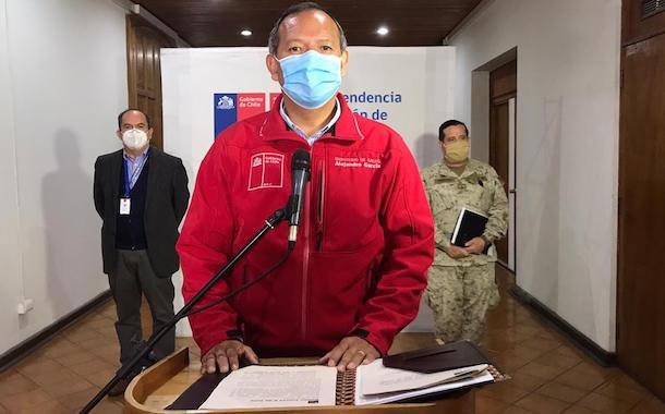 Dos fallecidos y 77 nuevos casos se informan en la región de Coquimbo