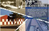 78 años de vuelo festejó el Club Aéreo de Ovalle