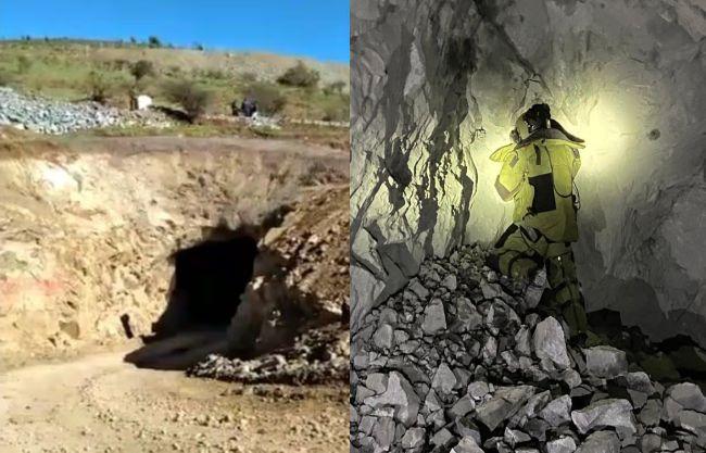 Recuperan cuerpos de los dos trabajadores fallecidos en mina en Punitaqui
