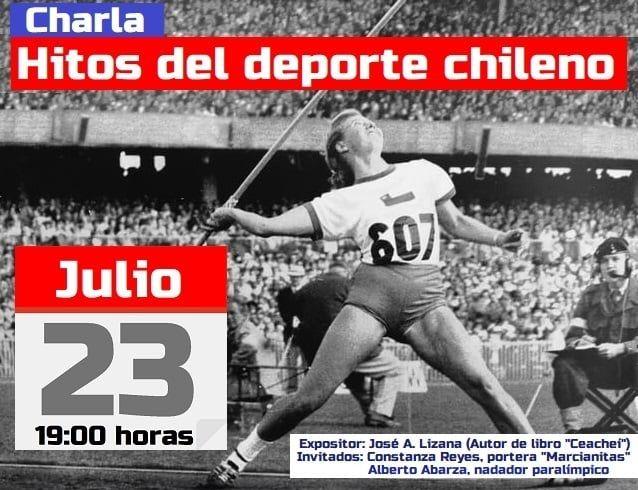 ¿Que tanto sabe de los hitos principales del deporte chileno?