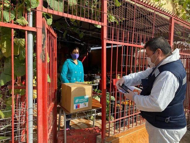 Atención dueñas de casa: Ovalle recibirá 13.478 nuevas cajas de alimentos