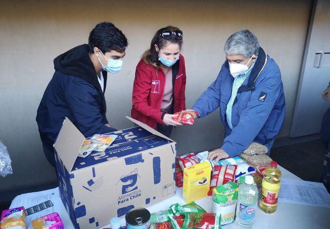30.478 canastas familiares serán distribuidas a partir del lunes en barrios y localidades de Ovalle